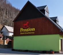 Pension Stará Hračkárna -